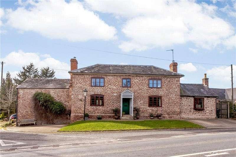 3 Bedrooms Unique Property for sale in Ashperton Road, Ashperton, Ledbury, Herefordshire, HR8