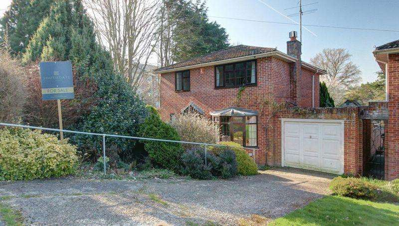 4 Bedrooms Detached House for sale in Glenthorne Road, Exeter