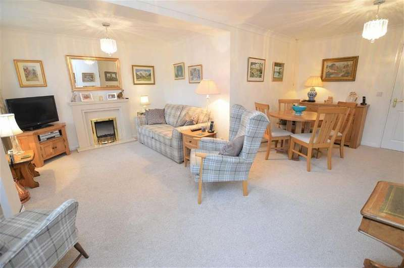 1 Bedroom Apartment Flat for sale in Greenways Court, CH62