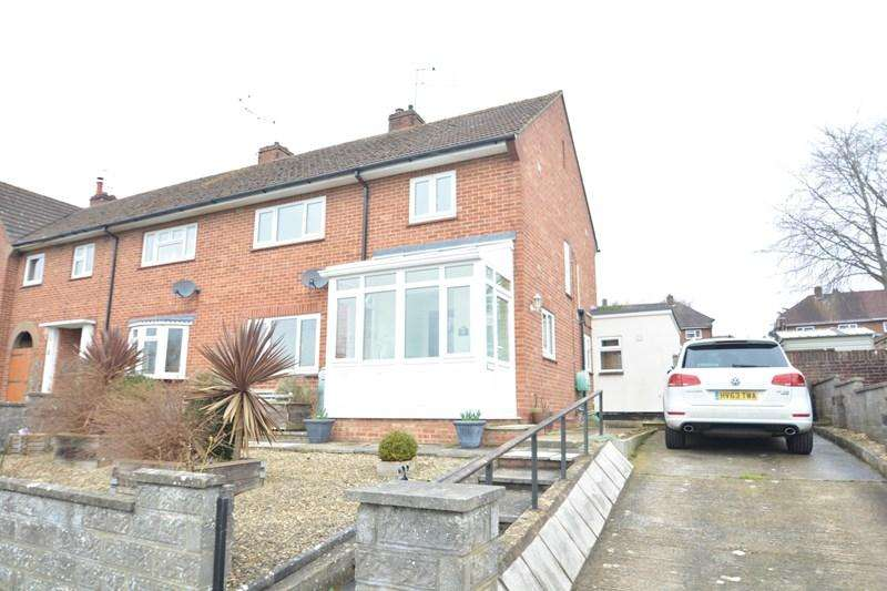 3 Bedrooms End Of Terrace House for sale in St Ann's Close, Andover