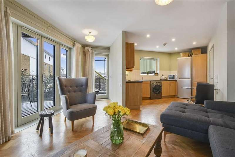 1 Bedroom Flat for sale in Ainsworth Court, Plough Close, Kensal Green, NW10
