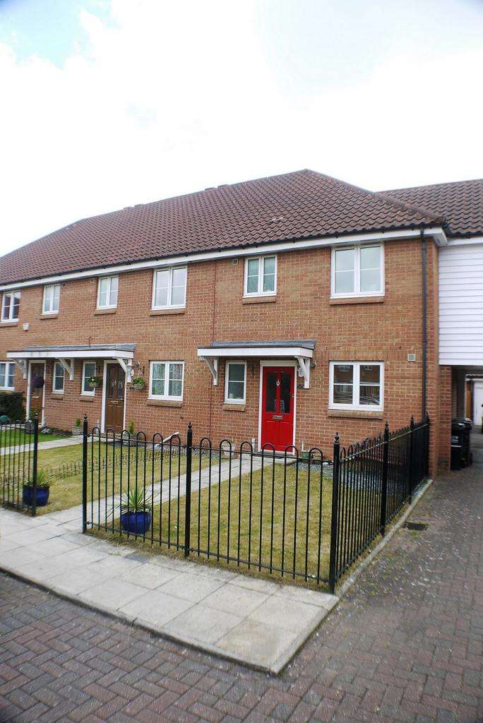 3 Bedrooms End Of Terrace House for rent in Chambers Grove, Welwyn Garden City, AL7