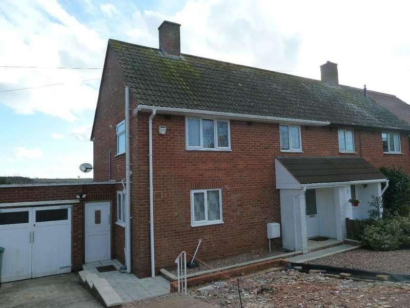 3 Bedrooms Semi Detached House for rent in Salterton Road