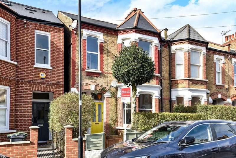 2 Bedrooms Flat for sale in Thurlby Road, West Norwood