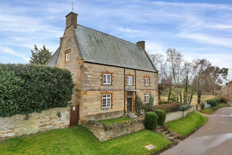 6 Bedrooms Detached House for sale in Little Houghton, Northampton, Northamptonshire