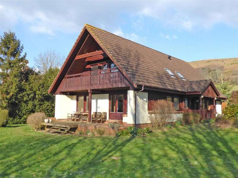 5 Bedrooms Detached House for sale in Trendle Lane, Bicknoller, Taunton, Somerset, TA4