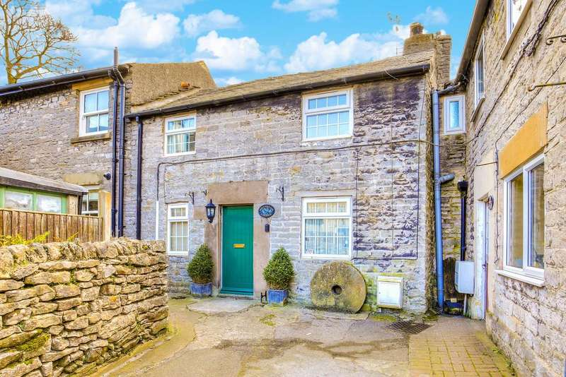 2 Bedrooms Terraced House for sale in The Island, Castleton, Hope Valley