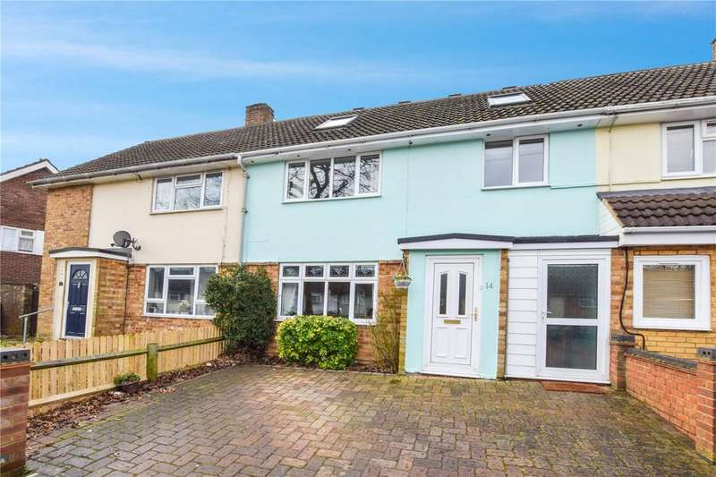 4 Bedrooms Terraced House for sale in Peartree Close, Hemel Hempstead, Hertfordshire, HP1