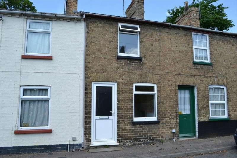 2 Bedrooms Terraced House for rent in Ivel Road, Sandy, SG19