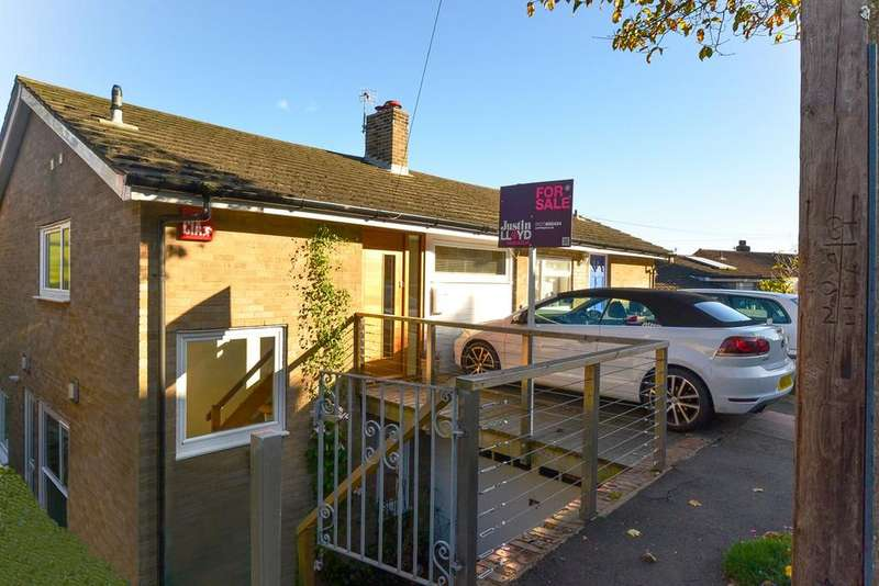 3 Bedrooms Semi Detached House for sale in Inwood Crescent, Brighton, BN1