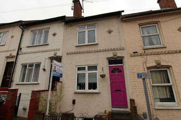 3 Bedrooms Terraced House for sale in Alpine Street, Reading