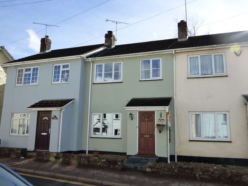 3 Bedrooms Terraced House for sale in Fore Street, North Tawton