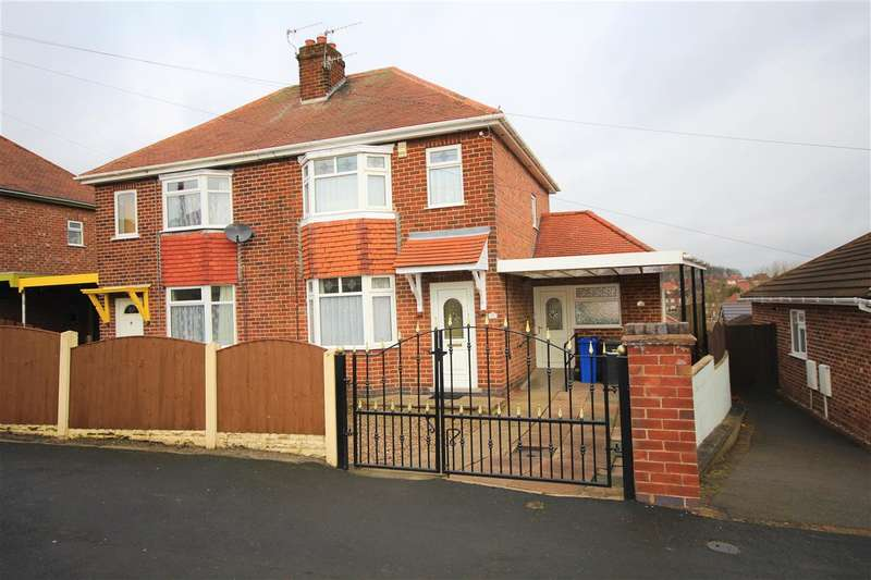 2 Bedrooms Semi Detached House for sale in Church Street, Ilkeston