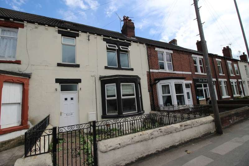 2 Bedrooms Terraced House for rent in Castleford Road, Normanton, WF6