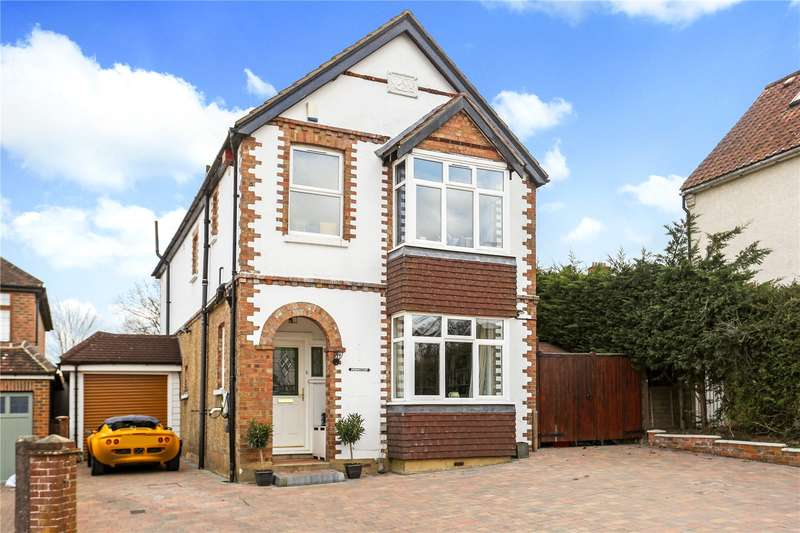 4 Bedrooms Detached House for sale in Deepdene Vale, Dorking, Surrey, RH4