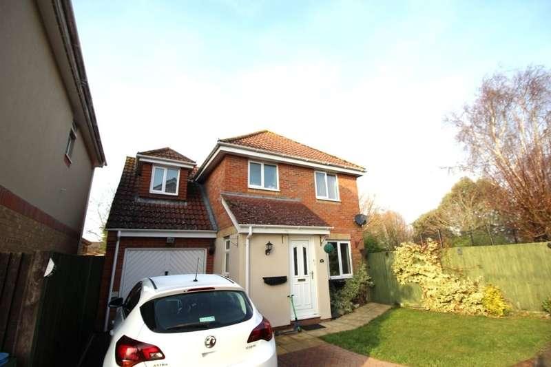 4 Bedrooms Detached House for rent in Harold Close, Bognor Regis, PO21