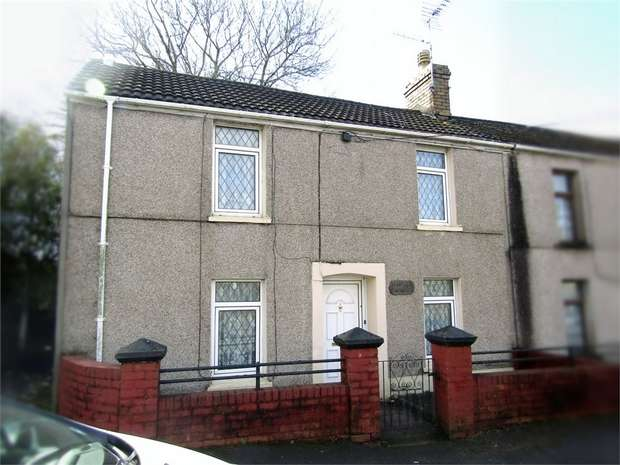 2 Bedrooms Cottage House for sale in Cottage, Llwynhendy Road, Llanelli, Carmarthenshire