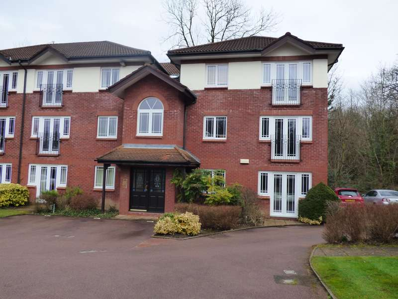 2 Bedrooms Apartment Flat for sale in Carlton Place, Hazel Grove, Stockport, SK7