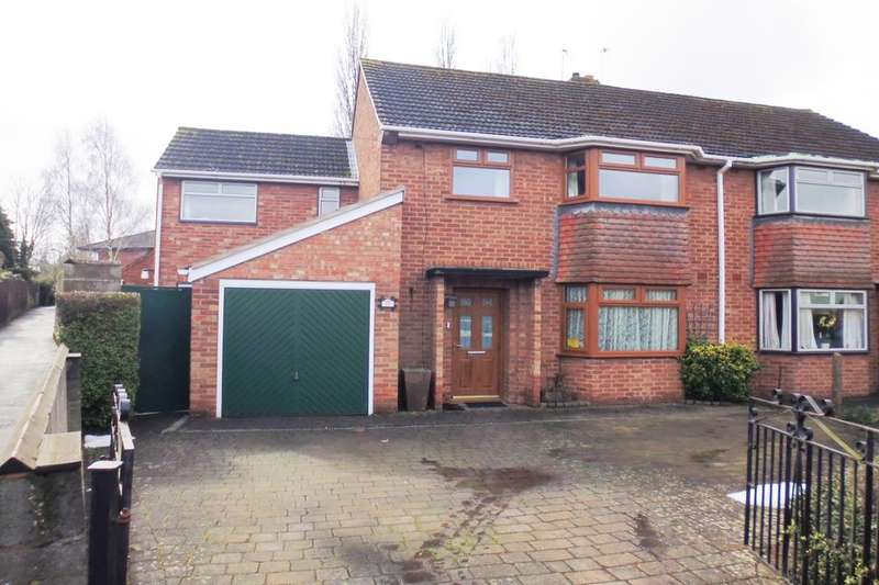 4 Bedrooms Property for sale in Hillery Road, Worcester, WR5
