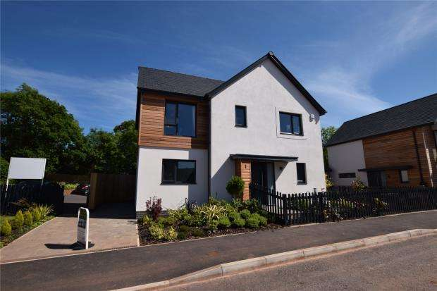 4 Bedrooms Detached House for sale in Moorview Crescent, Marldon, Paignton