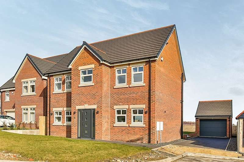 5 Bedrooms Detached House for sale in Stonelea Court, Easington, Peterlee, SR8