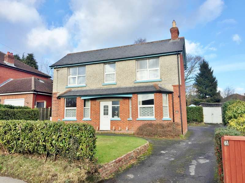 3 Bedrooms Detached House for sale in Verwood