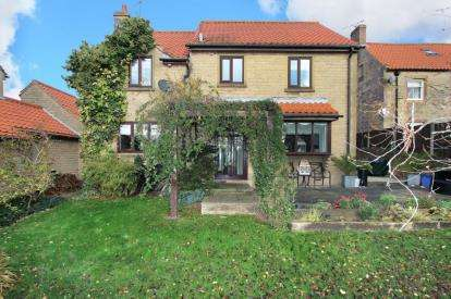 4 Bedrooms Detached House for sale in Lodge Farm Close, North Anston, Sheffield, South Yorkshire