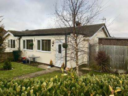 2 Bedrooms Bungalow for sale in Buckingham Drive, Chapel St Leonards, Skegness, Lincolnshire