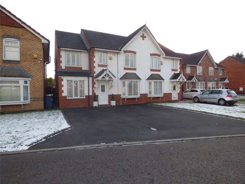 4 Bedrooms Semi Detached House for sale in Turriff Road, Liverpool, Merseyside, L14