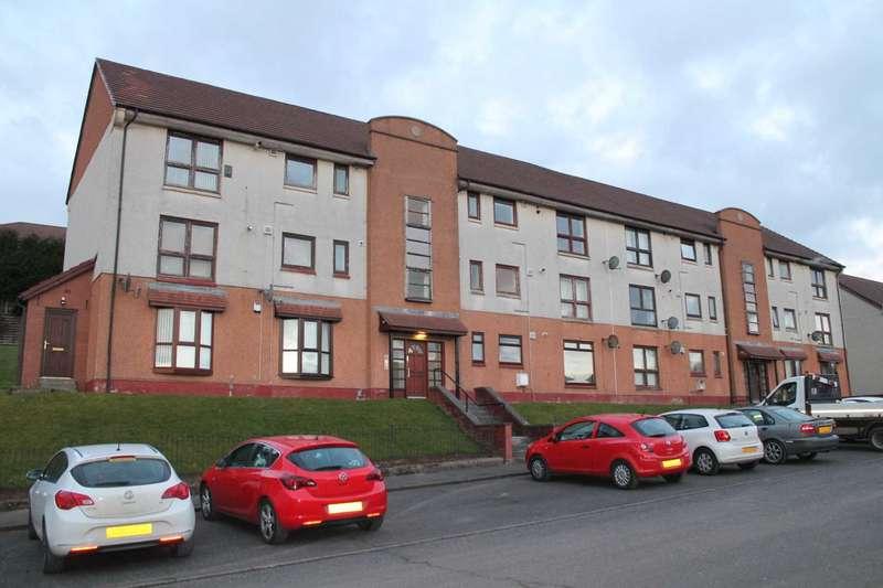 2 Bedrooms Flat for rent in Moorfoot Avenue, Glenburn, Paisley, PA2 8AF