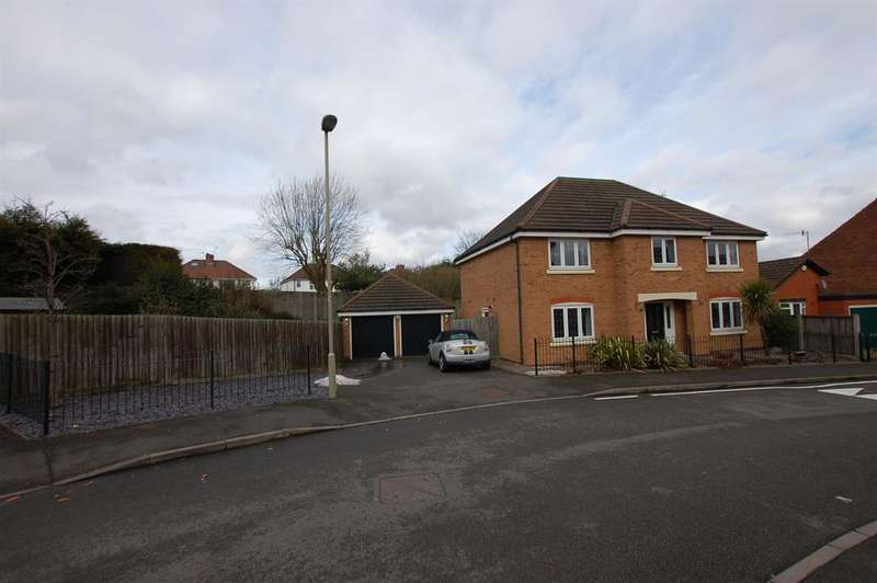 4 Bedrooms Detached House for sale in West Street , Brierley Hill