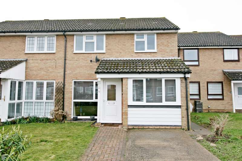 3 Bedrooms Semi Detached House for sale in Bowcombe, Netley Abbey, Southampton, SO31 5GP