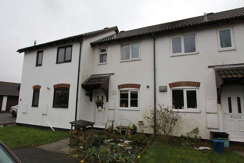 2 Bedrooms Terraced House for sale in Meadowbank, Chudleigh Knighton, Newton Abbot