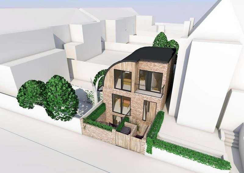3 Bedrooms Detached House for sale in Dashwood Road, Hornsey, London, N8