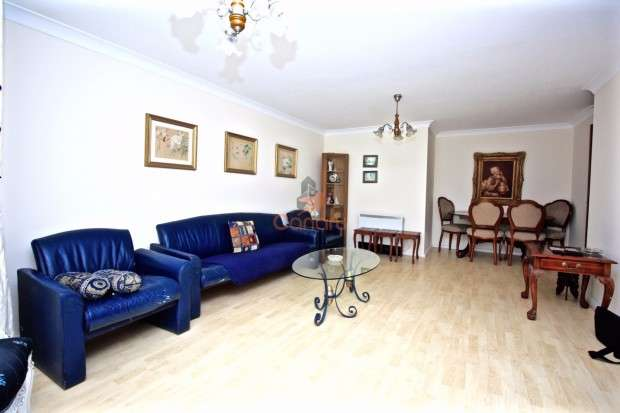 3 Bedrooms Apartment Flat for sale in Leicester Court Elmfield Way, Maida Vale, W9