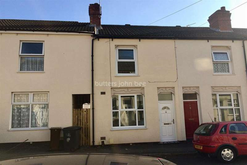 2 Bedrooms Terraced House for sale in Stratton Street, Park Village, Wolverhampton
