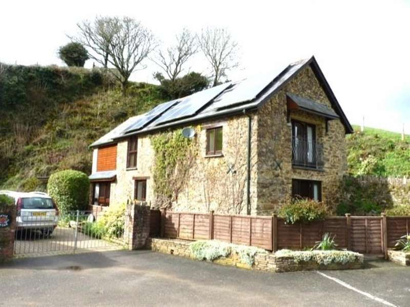 3 Bedrooms Barn Conversion Character Property for rent in Private Road, Ashford