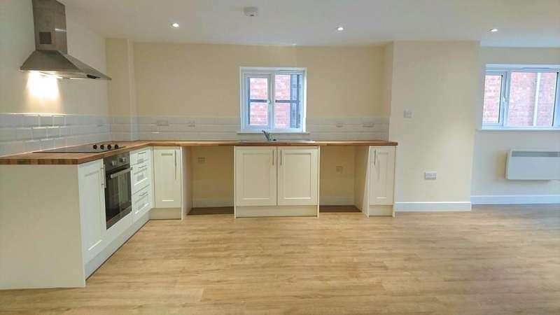 2 Bedrooms Ground Flat for sale in Halse Road, Brackley
