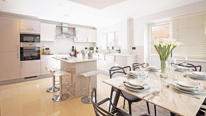 4 Bedrooms Detached House for sale in 4 BEDROOM DETACHED HOUSE - ALLINGTON
