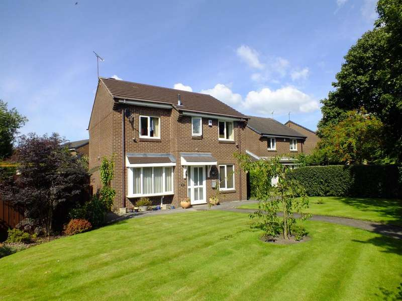 4 Bedrooms Detached House for rent in Shadwell Lane, Shadwell, Leeds, LS17 8AF