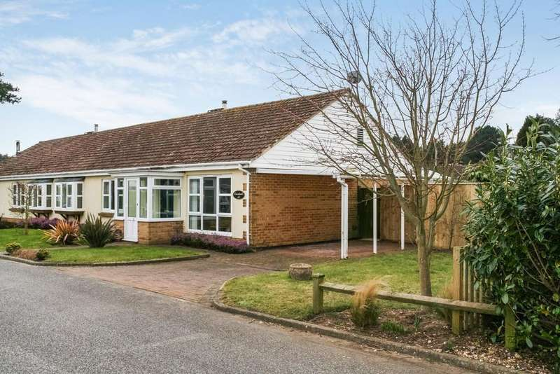 3 Bedrooms Semi Detached Bungalow for sale in A 3 bedroom semi-detached bungalow