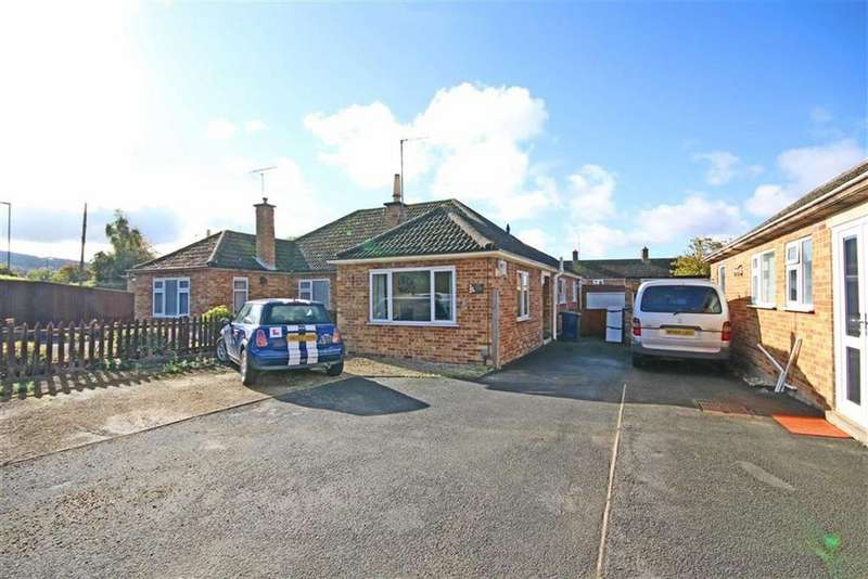 3 Bedrooms Semi Detached Bungalow for sale in Pecked Lane, Bishops Cleeve, Cheltenham, GL52