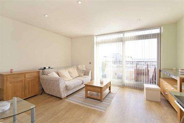 1 Bedroom Flat for sale in John Harrison Way, Greenwich