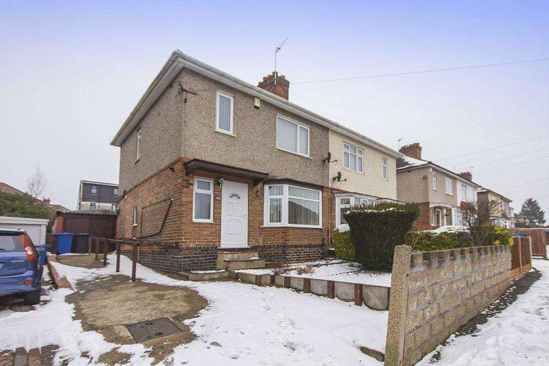 3 Bedrooms Semi Detached House for rent in MASEFIELD AVENUE, DERBY