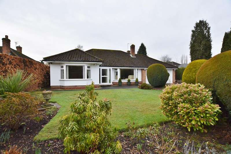 2 Bedrooms Detached Bungalow for sale in Stonemead Avenue, Hale Barns