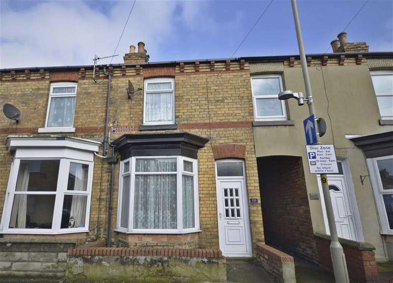 2 Bedrooms Terraced House for sale in Commercial Street, Scarborough