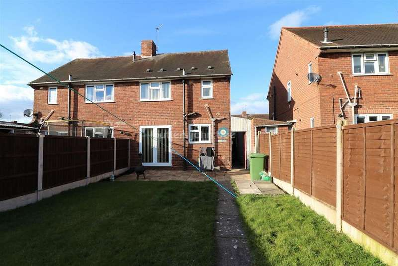 3 Bedrooms Semi Detached House for sale in Bealeys Avenue, Wednesfield, Wolverhampton