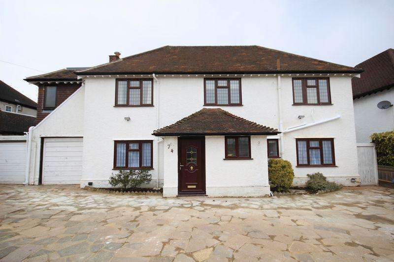 4 Bedrooms Detached House for rent in CHEAM