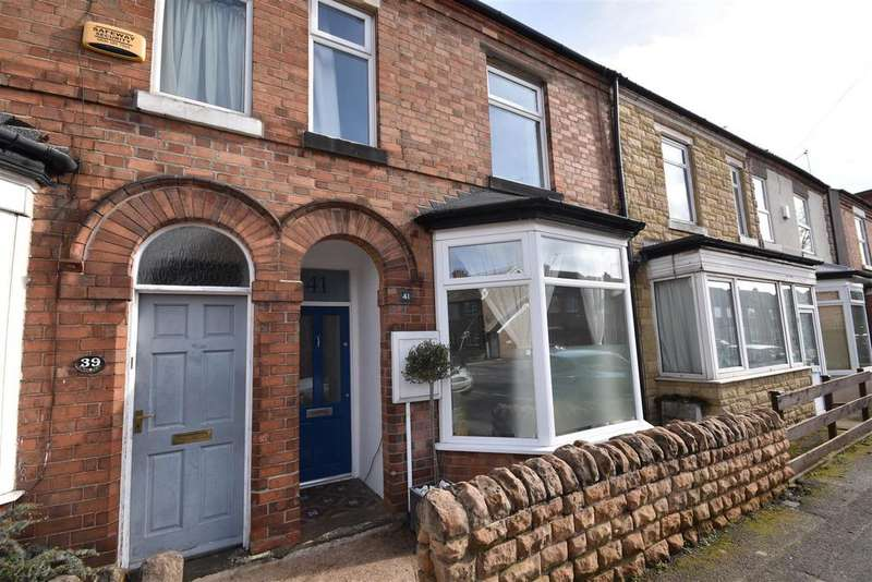 2 Bedrooms Terraced House for sale in Exchange Road, West Bridgford, Nottingham