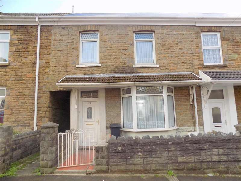 3 Bedrooms House for sale in Penbryn Road, Neath